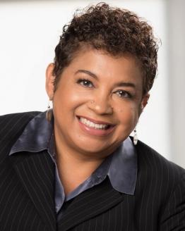 Chủ tịch Hiệp hội Âm nhạc Cơ đốc Hoa Kỳ GMA, bà Jackie Patillo.