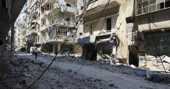 Aleppo-Remains-Divided-by-Syrian-Civil-War