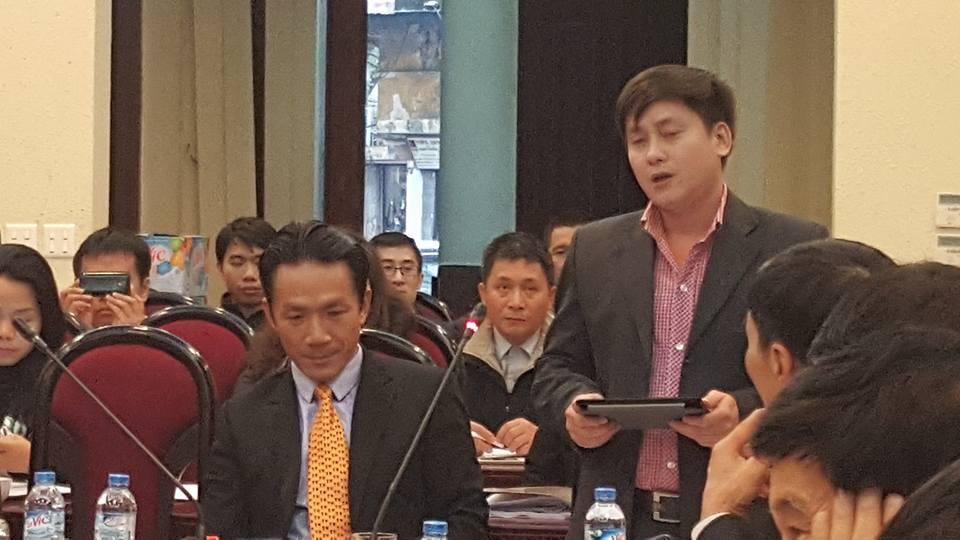 Mục sư Trần Trung Nghĩa trình bày về Tin Lành thay đổi khối tệ nạn xã hội.