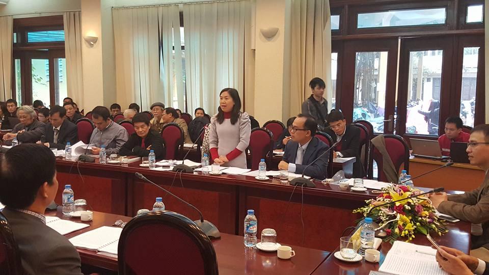 Tiến sĩ Vũ Thị Thu Hà : Cộng đồng Tin Lành với Xã hội Việt Nam.