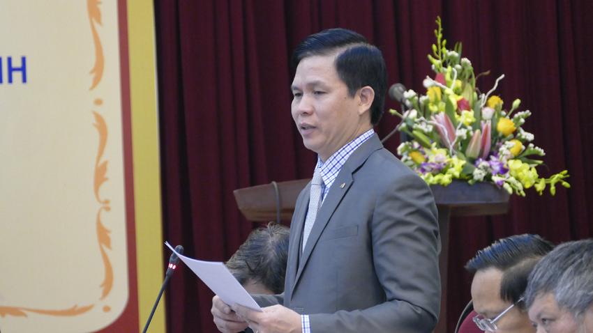 Mục sư Nguyễn Hữu Mạc – Hội Trưởng HTTLVN MB.