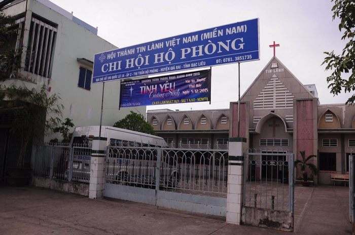 Hội Thánh Hộ Phòng.