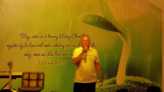 Lời chứng của anh Lê Kỳ Quang.