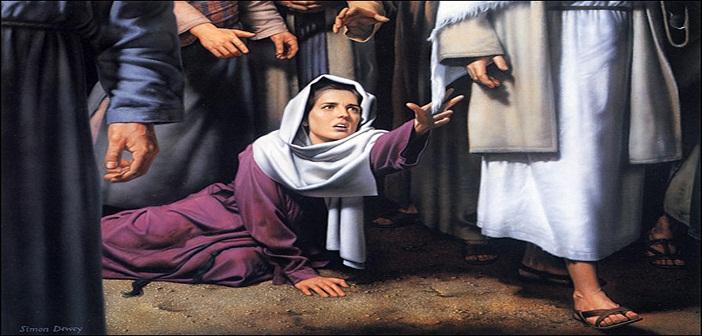 Touching-Jesus-Robe