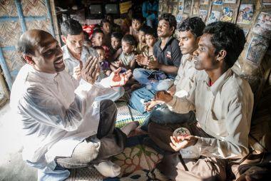 Sanjay hiện là một bác sĩ với tấm lòng vô cùng hăng hái trong rao truyền Phúc Âm và gây dựng hội thánh.