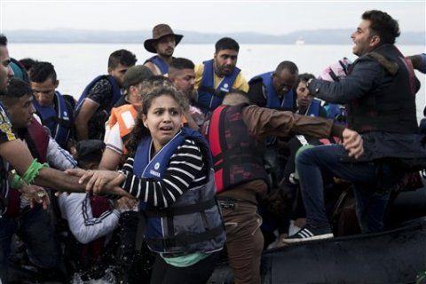Người tịn nạn Syria.
