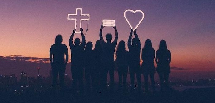 cross-equals-love