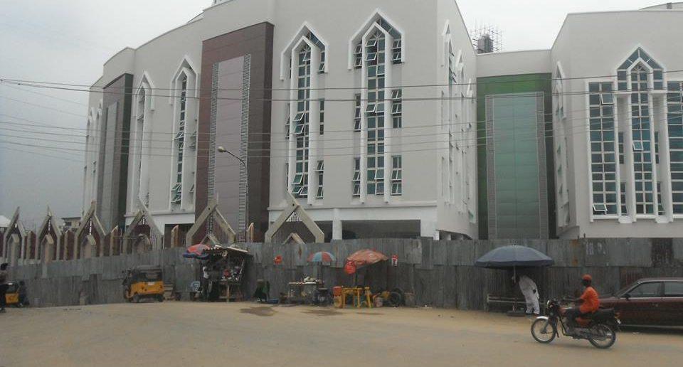 Hội thánh Deeper Christian Life.