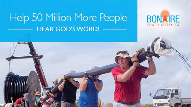 Dự án nâng cấp sóng radio Cơ Đốc TWR sẽ mang Phúc Âm đến cho hàng triệu người Cuba.