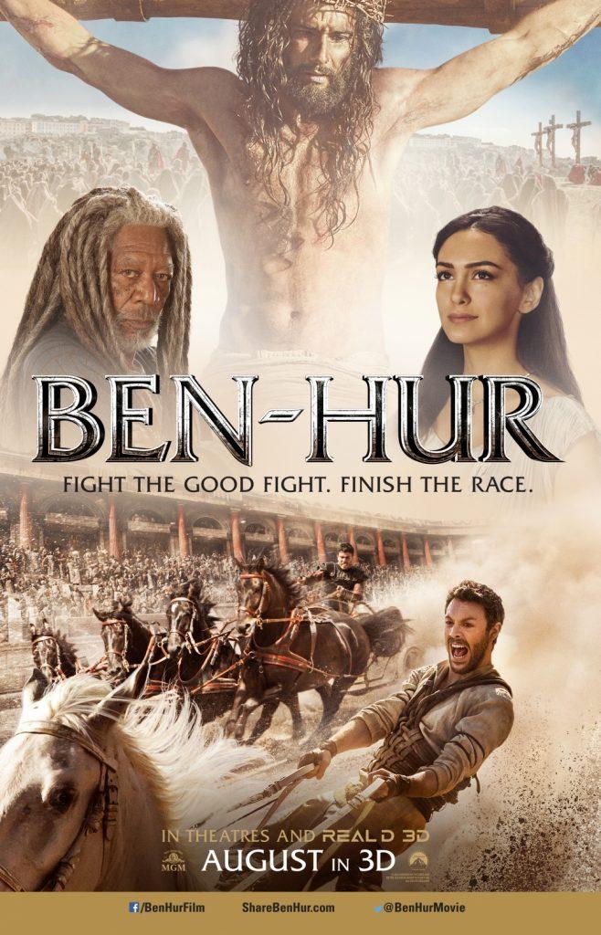 "Poster của bộ phim ""Ben-Hur""."