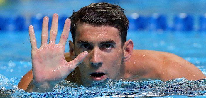 """""""Sống Theo Mục Đích"""" Của Mục Sư Rick Warren Cứu Sống Michael Phelps"""