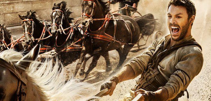 'Ben-Hur' – Khi Chúa Jesus Bước Vào Biên Niên Sử Hành Động