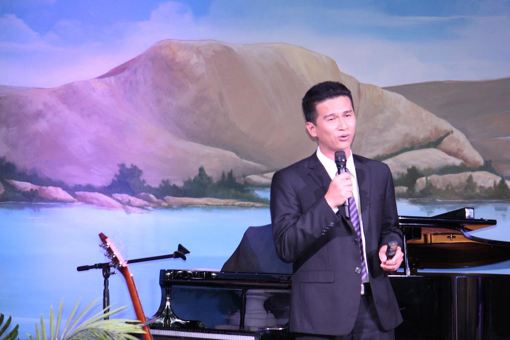 MS Nguyễn Thế Trung làm chứng và kêu gọi