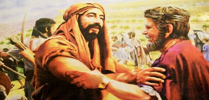 Ittai and King David