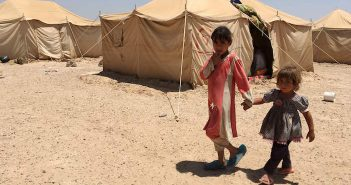 IRAQ-CONFLICT-DISPLACED