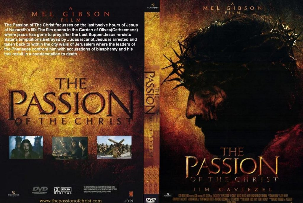 The_Passion_Of_The_Christ_custom_front