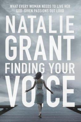 Bìa sách mới ra mắt của Natalie Grant.