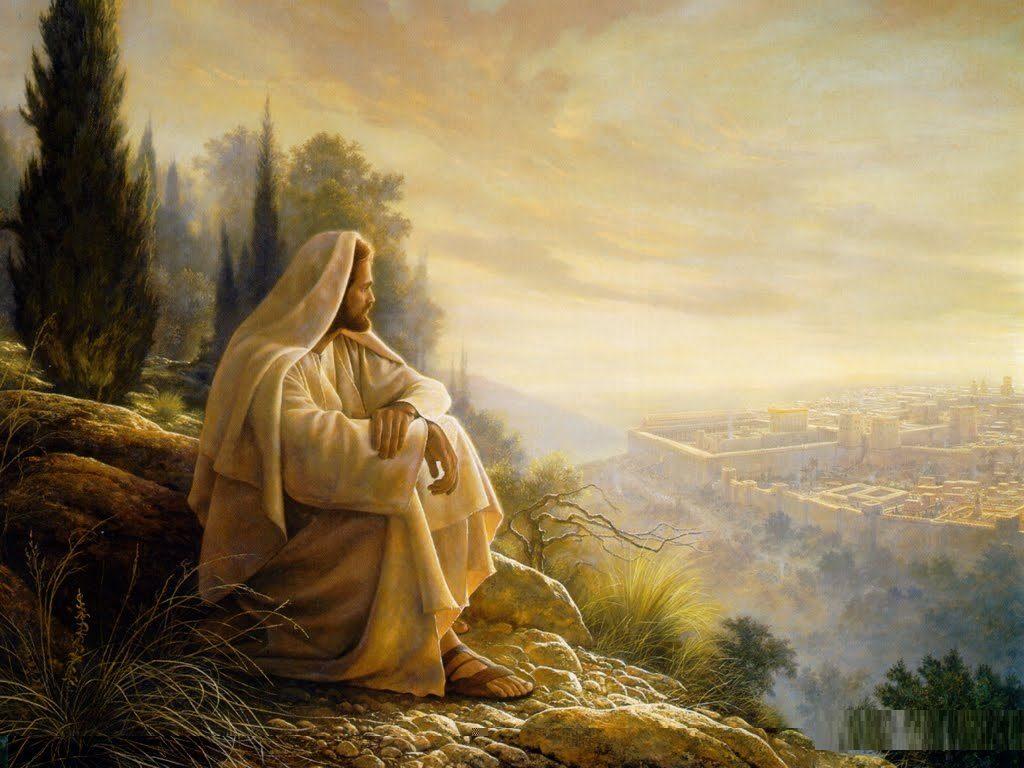Jesus - Đấng đem lại sự yên nghỉ.
