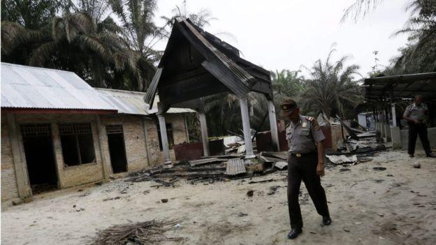 Gặp nhiều khó khăn nhưng đức tin của con dân Chúa tại Aceh Singkil vẫn đứng vững.