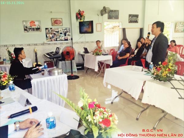 Hội đồng Tham luận