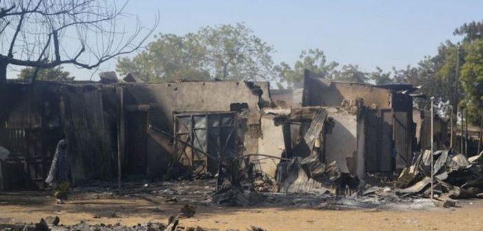 Số Liệu Đáng Buồn Về Cuộc Chiến Nhằm Quét Sạch Cơ Đốc Nhân Tại Nigeria