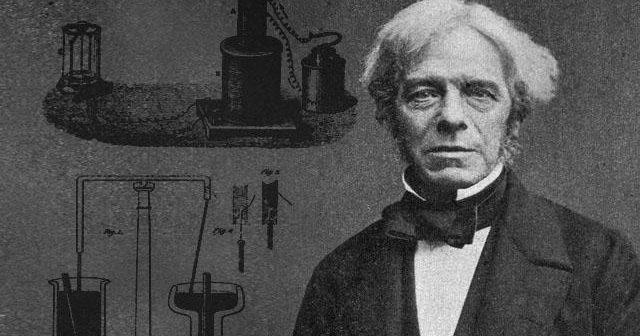 Michael Faraday – Sức Mạnh Của Chúa Và Sức Mạnh Của Dòng Điện
