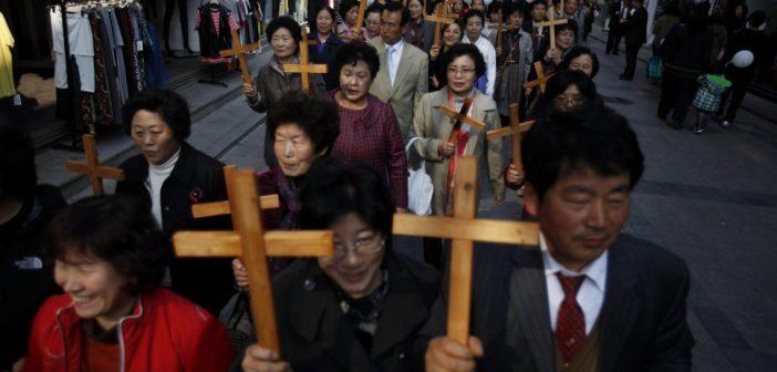 Các Giáo Sĩ Tại Hàn Quốc – Các Tổ Chức Cứu Trợ Ngầm Tại Hàn Quốc